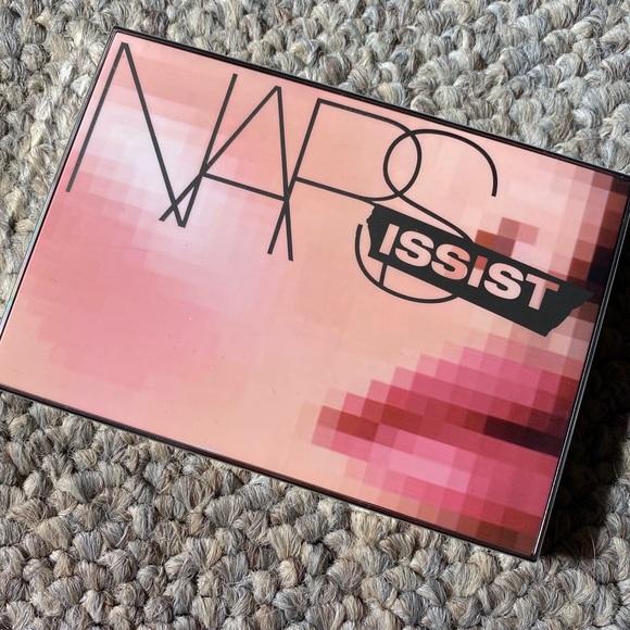 NEW Narcissist Wanted 1 Blush Cheek Palette